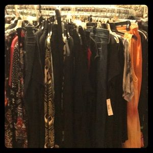 Welcome to our closet.